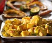 Filets de dindon à la mangue