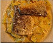 Filets de doré au Marsala