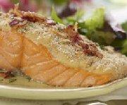 Filets de poisson avec sauce César