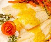 Filets de poisson jardinière