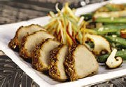Filet de porc à l'orientale 1