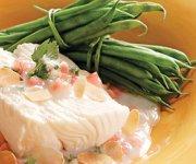 Filets de vivaneau à saveur exotique