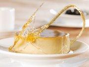 Flan renversé au café et à la vanille