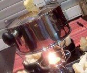 Fondue aux trois fromages 3