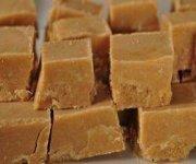 Fudge au beurre d'arachide sans cuisson