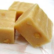 Sucre à la crème au beurre d'arachides