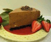 Gâteau mousse au chocolat