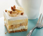 Gâteau à la banane royale