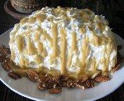Gâteau au caramel 1