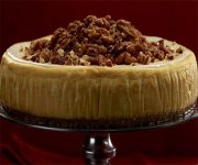 Gâteau au fromage mascarpone et à la vanille