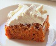 Gâteau aux carottes 11