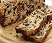 Gâteau aux fruits Irlandais (Barm brack)