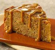 Gâteau aux pommes et au caramel 1