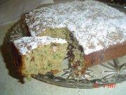 Gâteau aux zucchinis 2