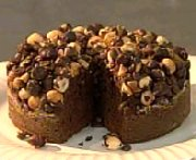 Gâteau café-choco-caramel