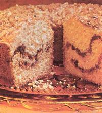 Gâteau sensation à la canelle