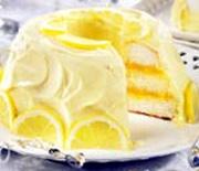 Gâteau chiffon au citron 2