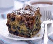 Gâteau danois aux bleuets 2