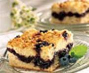 Gâteau danois aux bleuets 3