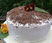 Gâteau étagé à la banane royale
