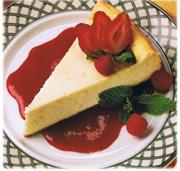 Gâteau au fromage Italien