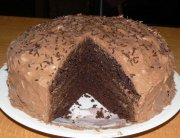 Gâteau moka (magique)