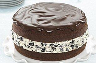 Gâteau Oreo Enrobé De Chocolat Recettes Québecoises