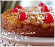 Gâteau renversé à l'ananas 5