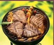 Grillades de veau, sauce chili