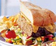 Hamburger format familial