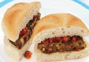 Hamburgers aux champignons et fromage