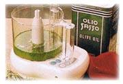 Les huiles et vinaigres aromatisés
