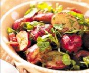 Salade de pommes de terre grillées 01
