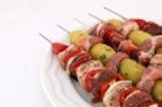 Kebab au boeuf ou à l'agneau