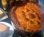 Le fameux pâtée créole