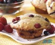 Les muffins tout fruits de Louis