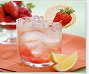 Limonade aux fraises 2