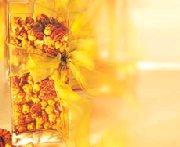Maïs soufflé au beurre praliné