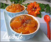 Mandarines parfumées au thé