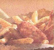 Mayonnaise aux tomates séchées et au basilic