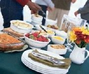 Buffet: Mettre la table du buffet