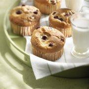 Minis gâteaux aux framboises