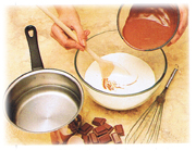 Mousse au chocolat 2
