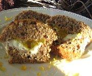 Muffins à la citrouille et fromage à la crème