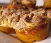 Muffins à la citrouille et au fromage à la crème