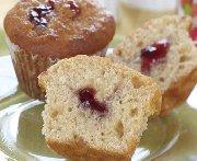 Muffins à la confiture (Crisco)
