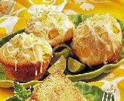 Muffins à la mangue et lime