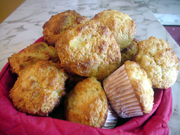 Muffins aux ananas 1
