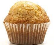 Muffins à la crème sûre et  ananas