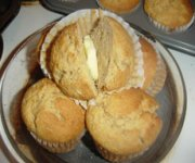 Muffins aux ananas 2